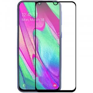 Защитное стекло 2.5D CP+ (full glue) для Samsung Galaxy A70 (A705F)