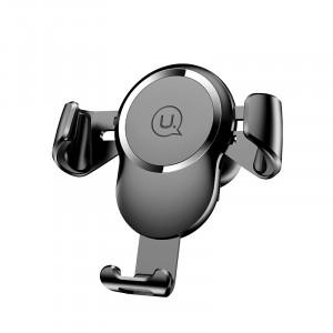 USAMS CD47 | Автодержатель с беспроводной зарядкой для смартфонов до 6 дюймов для Samsung Galaxy S8 Plus (G955)