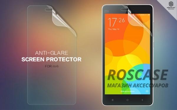 Защитная пленка Nillkin для Xiaomi Mi 4i / Mi 4cОписание:производитель:&amp;nbsp;Nillkin;совместимость: Xiaomi Mi 4i / Mi 4c;материал: полимер;тип: матовая.&amp;nbsp;Особенности:устанавливается при помощи статического электричества;предотвращает появление бликов;не влияет на чувствительность сенсорных кнопок;свойство анти-отпечатки;не притягивает пыль.<br><br>Тип: Защитная пленка<br>Бренд: Nillkin