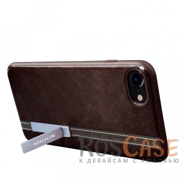 "Фотография Темно-коричневый Nillkin Phenom | Чехол для Apple iPhone 7 / 8 (4.7"") с подставкой"