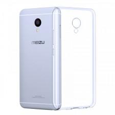 Ультратонкий силиконовый чехол для Meizu M5 Note
