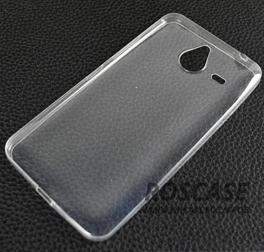 TPU чехол Ultrathin Series 0,33mm для Microsoft Lumia 640XLОписание:изготовлен компанией&amp;nbsp;Epik;разработан для Microsoft Lumia 640XL;материал: термополиуретан;тип: накладка.&amp;nbsp;Особенности:толщина накладки - 0,33 мм;прозрачный;эластичный;надежно фиксируется;есть все функциональные вырезы.<br><br>Тип: Чехол<br>Бренд: Epik<br>Материал: TPU