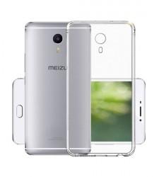 Ультратонкий силиконовый чехол для Meizu M3 Max