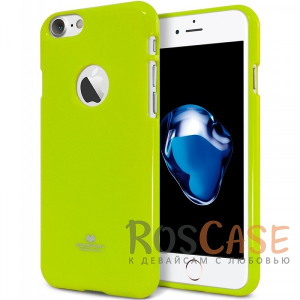 Яркий гибкий силиконовый чехол Mercury Color Pearl Jelly для Apple iPhone 7 / 8 (4.7) (Лайм)Описание:&amp;nbsp;&amp;nbsp;&amp;nbsp;&amp;nbsp;&amp;nbsp;&amp;nbsp;&amp;nbsp;&amp;nbsp;&amp;nbsp;&amp;nbsp;&amp;nbsp;&amp;nbsp;&amp;nbsp;&amp;nbsp;&amp;nbsp;&amp;nbsp;&amp;nbsp;&amp;nbsp;&amp;nbsp;&amp;nbsp;&amp;nbsp;&amp;nbsp;&amp;nbsp;&amp;nbsp;&amp;nbsp;&amp;nbsp;&amp;nbsp;&amp;nbsp;&amp;nbsp;&amp;nbsp;&amp;nbsp;&amp;nbsp;&amp;nbsp;&amp;nbsp;&amp;nbsp;&amp;nbsp;&amp;nbsp;&amp;nbsp;&amp;nbsp;&amp;nbsp;&amp;nbsp;бренд:&amp;nbsp;Mercury;совместимость: Apple iPhone 7 / 8 (4.7);материал: термополиуретан;тип: накладка.<br><br>Тип: Чехол<br>Бренд: Mercury<br>Материал: TPU