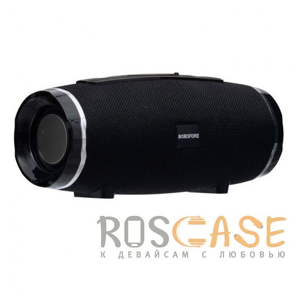 Фото Черный Портативная беспроводная Bluetooth колонка Borofone BR3