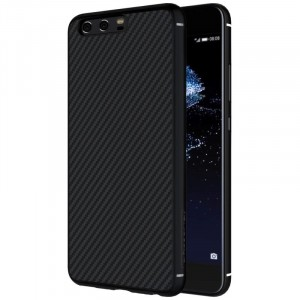 Nillkin Synthetic Fiber | Карбоновый чехол для Huawei P10 Plus
