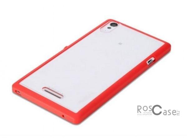 TPU+PC чехол Rock Enchanting Series для Sony Xperia T3 (Красный / Red)Описание:фирма-производитель  -  Rock;совместимость - Sony Xperia T3;материалы  -  полиуретан, поликарбонат;тип  -  накладка.&amp;nbsp;Особенности:пластичный;имеет все необходимые вырезы;легко чистится;не увеличивает габариты;защищает от ударов и падений;износостойкий.<br><br>Тип: Чехол<br>Бренд: ROCK<br>Материал: TPU