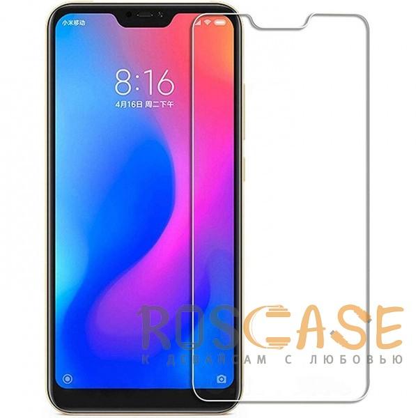 Фото Прозрачное H+ | Защитное стекло для Xiaomi Mi 8 Lite/Mi8 Youth (Mi 8X) (картонная упаковка)