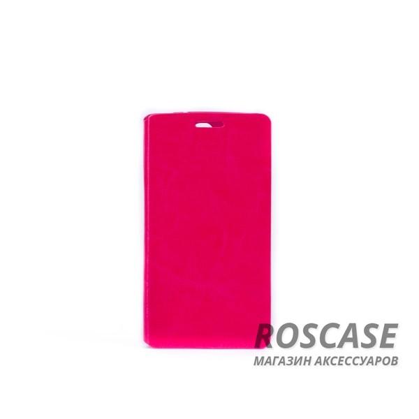 Кожаный чехол-книжка Original для LG H502F Magna (Розовый)Описание:производитель  -  компания&amp;nbsp;Epik;совместим с LG H502F Magna;материалы  -  искусственная кожа, поликарбонат;форма  -  чехол-книжка.&amp;nbsp;Особенности:предусмотрены все функциональные вырезы;не скользит в руках;защита от механических повреждений;трансформируется в подставку.<br><br>Тип: Чехол<br>Бренд: Epik<br>Материал: Искусственная кожа