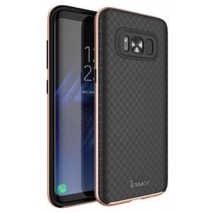 iPaky Hybrid | Противоударный чехол для Samsung G955 Galaxy S8 Plus