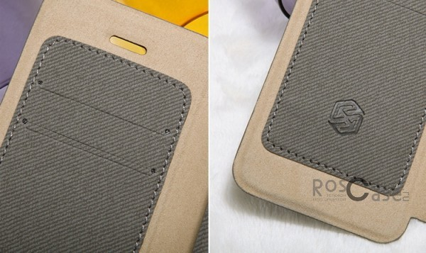 Кожаный чехол-книжка Nillkin iPhone 5