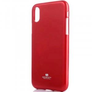 "Mercury Jelly Pearl Color | Яркий силиконовый чехол для для Apple iPhone X (5.8"")/XS (5.8"")"
