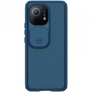 Nillkin CamShield Pro | Чехол из пластика и TPU с защитой камеры  для Xiaomi Mi 11