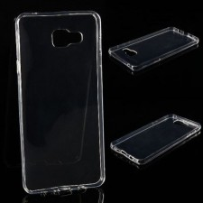 Ультратонкий силиконовый чехол  для Samsung Galaxy A3 2016 (A310F)