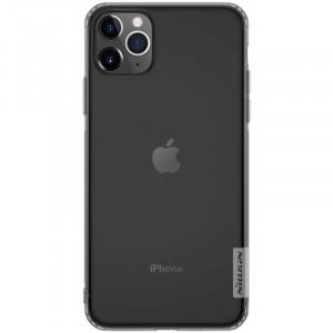 Nillkin Nature | Прозрачный силиконовый чехол  для iPhone 11 Pro