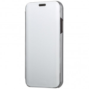 Чехол-книжка RosCase с дизайном Clear View  для Huawei P40 Pro