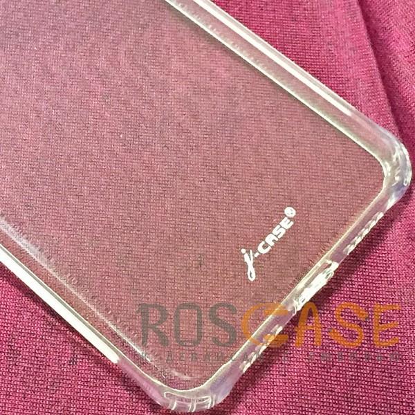 Изображение Бесцветный J-Case THIN | Гибкий силиконовый чехол для Huawei Honor 8X