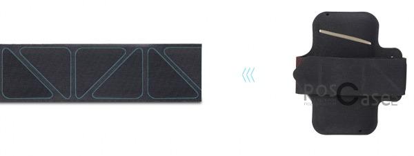 фото неопреновый наручный держатель Rock Sports Armband для Apple iPhone 6/6s (4.7