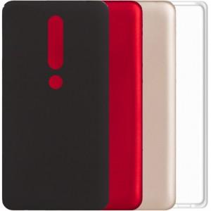 J-Case THIN | Гибкий силиконовый чехол для Nokia 6.1