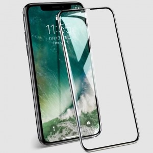 "Защитное стекло 5D с изогнутыми краями для Apple iPhone XS Max (6.5"")"