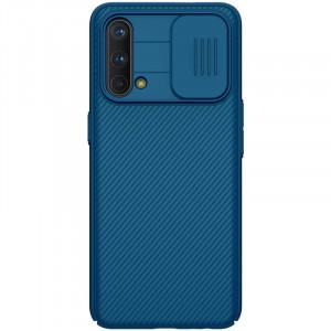 Nillkin CamShield | Пластиковый чехол с защитой камеры  для OnePlus Nord CE 5G