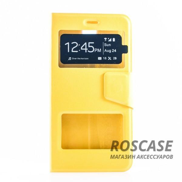 Чехол (книжка) с TPU креплением для Xiaomi Redmi Note 2 / Redmi Note 2 Prime (Желтый)Описание:производитель - бренд&amp;nbsp;Epik;разработан для Xiaomi Redmi Note 2 / Redmi Note 2 Prime;материал: искусственная кожа;тип: чехол-книжка.&amp;nbsp;Особенности:имеются функциональные вырезы;магнитная застежка;защита от ударов и падений;окошко в обложке;ответ на вызов через обложку;не скользит в руках.<br><br>Тип: Чехол<br>Бренд: Epik<br>Материал: Искусственная кожа
