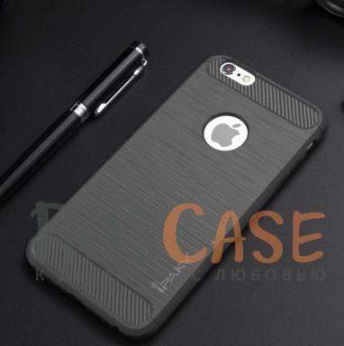 TPU чехол iPaky Slim Series для Apple iPhone 6/6s plus (5.5) (Серый)Описание:бренд - iPaky;совместим с Apple iPhone 6/6s plus (5.5);материал: термополиуретан;тип: накладка.Особенности:эластичный;свойство анти-отпечатки;защита углов от ударов;ультратонкий;защита боковых кнопок;надежная фиксация.<br><br>Тип: Чехол<br>Бренд: Epik<br>Материал: TPU