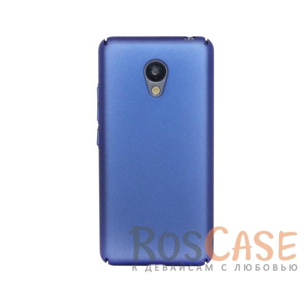 Матовая soft-touch накладка Joyroom из ударостойкого пластика с дополнительной защитой углов для Meizu M3 / M3 mini / M3s (Синий)Описание:бренд - Joyroom;совместимость - Meizu M3 / M3 mini / M3s;материал - пластик;тип - накладка.<br><br>Тип: Чехол<br>Бренд: Epik<br>Материал: Пластик