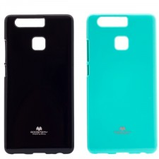 фото TPU чехол Mercury Jelly Color series для Huawei P9