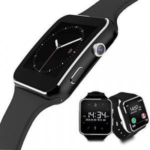 Smart Watch X6 | Многофункциональный водонепроницаемый фитнес-браслет