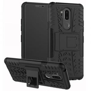 Shield | Противоударный чехол для LG G7+ / LG G7 ThinQ с подставкой