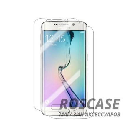 Противоударная четырехслойная защитная пленка BestSuit на обе стороны из прозрачного скользящего покрытия для Samsung Galaxy S6 Edge PlusОписание:производитель -&amp;nbsp;BestSuit;совместимость - Samsung Galaxy S6 Edge Plus;материал - полимер;тип - защитная пленка.Особенности:олеофобное покрытие;прочная;тонкий дизайн;прозрачная;имеет все необходимые вырезы;защита от ударов и царапин;анти-бликовое покрытие;пленка закрывает экран полностью;в комплекте пленка на заднюю панель.<br><br>Тип: Бронированная пленка<br>Бренд: BestSuit