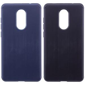 Metal | Силиконовый чехол для Xiaomi Redmi Note 4X / Note 4 (Snapdragon)