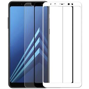 Artis 2.5D | Цветное защитное стекло на весь экран для Samsung A730 Galaxy A8+ (2018)