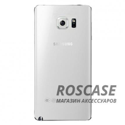 TPU чехол Ultrathin Series 0,33mm для Samsung Galaxy Note 5 (Бесцветный (прозрачный))Описание:изготовлен компанией&amp;nbsp;Epik;разработан для Samsung Galaxy Note 5;материал: термополиуретан;тип: накладка.&amp;nbsp;Особенности:толщина накладки - 0,33 мм;прозрачный;эластичный;надежно фиксируется;есть все функциональные вырезы.<br><br>Тип: Чехол<br>Бренд: Epik<br>Материал: TPU