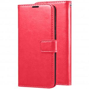 Чехол (книжка) Wallet Glossy с визитницей для Xiaomi Redmi 7