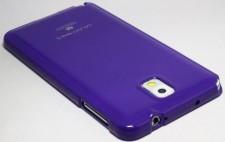 Mercury Jelly Pearl Color | Яркий силиконовый чехол для для Samsung N9000/N9002 Galaxy Note 3