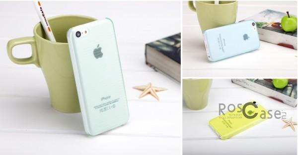 Фото пластиковой накладки Rock Ultra Thin series для Apple iPhone 5C