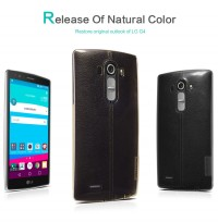 фото TPU чехол Nillkin Nature Series для LG H815 G4/H818P G4 Dual