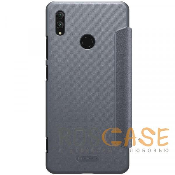 Фотография Черный Nillkin Sparkle | Чехол-книжка для Huawei Honor Note 10