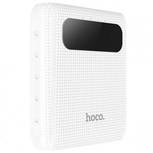 HOCO B20 | Портативное зарядное устройство Power Bank с двумя выходами USB и экраном (10000 mAh) для Samsung Galaxy J7 Max (G615F)