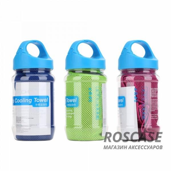 Фотография Полотенце Rock (Sports Cooling Towel in a bottle)