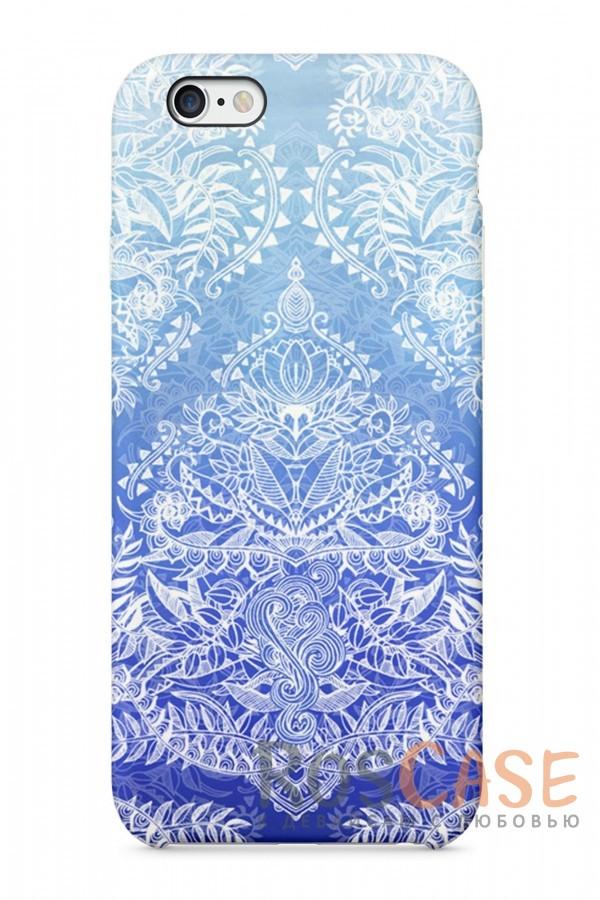 """Фото Узор на окне Пластиковый чехол RosCase """"Узоры"""" для iPhone 6/6s (4.7"""")"""