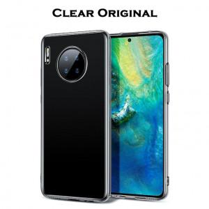 Clear Original | Прозрачный TPU чехол 2мм для Huawei Mate 30