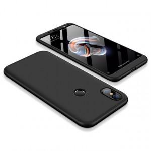 GKK LikGus 360° | Двухсторонний чехол для Xiaomi Redmi Note 6 Pro с защитными вставками
