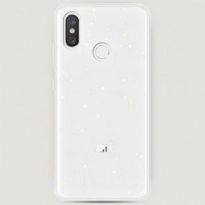 RosCase | Силиконовый чехол Созвездия на Xiaomi Mi 8