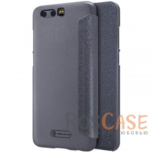 Защитный чехол-книжка Nillkin Sparkle для Huawei Honor 9 (Черный)Описание:бренд&amp;nbsp;Nillkin;спроектирован для Huawei Honor 9;материалы: поликарбонат, искусственная кожа;блестящая поверхность;не скользит в руках;предусмотрены все необходимые вырезы;защита со всех сторон;тип: чехол-книжка.<br><br>Тип: Чехол<br>Бренд: Nillkin<br>Материал: Натуральная кожа
