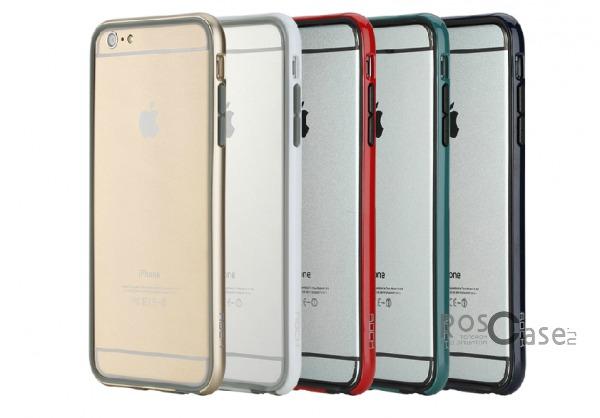 Бампер ROCK Duplex Slim Guard для Apple iPhone 6/6s plus (5.5)Описание:производитель  - &amp;nbsp;Rock;создан специально для Apple iPhone 6/6s plus (5.5);материал - поликарбонат, термополиуретан;защищает боковые части аппарата.Особенности:ультратонкий, всего 2 мм;представлен в широком цветовом диапазоне;простая установка;обладает высоким уровнем устойчивости к внешним воздействиям.<br><br>Тип: Чехол<br>Бренд: ROCK<br>Материал: Натуральная кожа