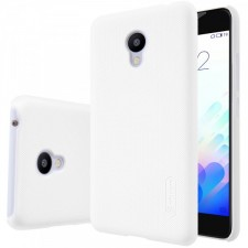 Nillkin Super Frosted Shield | Матовый чехол для Meizu M3 / M3 mini / M3s (+ пленка)