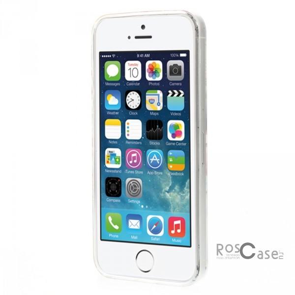 "фото TPU чехол Print ""Граффити"" для Apple iPhone 5/5S/5SE"